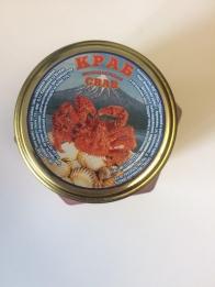 Краб королевский СТЕКЛО 580г
