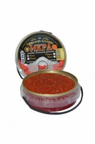 Икра красная лососевая зернистая Кеты
